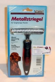 Metallstriegel